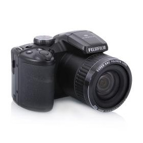 Fujifilm FinePix S4800 Black
